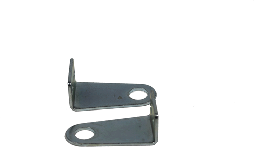 BRACKET SET H=60 VOOR MONTAGE STRIP