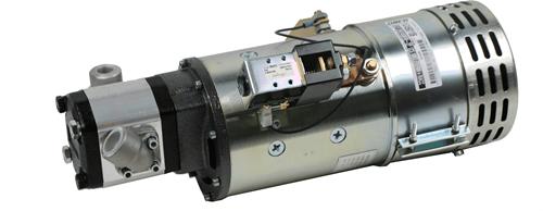 VENTILATED POWER UNIT 4500W 12CC 18 L/M 150 BAR