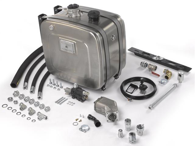 TK-units zijn complete hydraulieksets samengesteld door GEJE, totaal hydrauliek systeem of set.