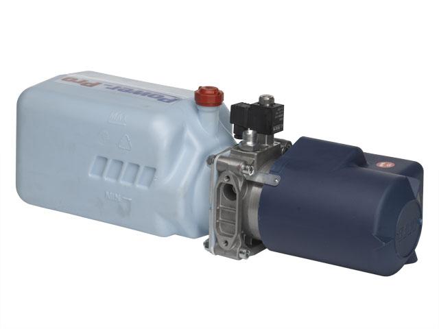 Compactunit hydrauliek, hydraulische compactunits.