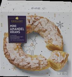 Amandel krans (1 kado per bestelling)