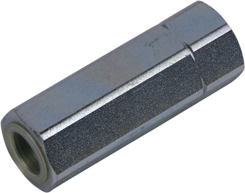 "TERUGSLAGKLEP 3/8"" 0.5 BAR-2"