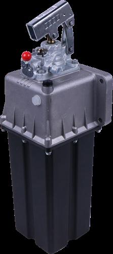HANDPOMP PMI 25-S/7 LITER PLASTIC TANK
