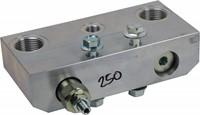 MANIFOLD DRAAIARM V2 250 BAR-2
