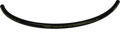 "OVERMASTER SLANG 3/4"" MAX.DRUK 320 BAR"