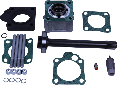 PTO NH1C ZF AS-TRONIC + INTARDER