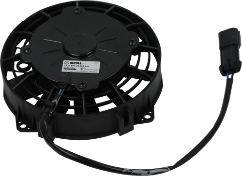 SPAL VENTILATOR 167 MM ZUIGEND 24 V (251024001)