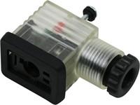 STEKKER 22 LED INDICATIE 24 VDC-2